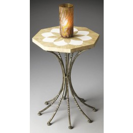 2977025 Metalworks Accent Table