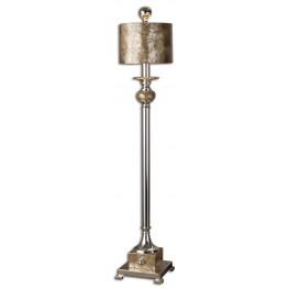 Pearl Silver Buffet Lamp