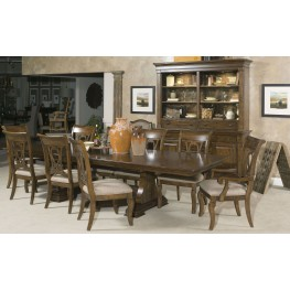 Portolone Carusso Dining Room Set