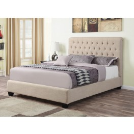 Chloe Cal.King Platform Bed