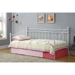 Ivory Twin Daybed With Trundle