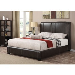 Caleb Twin Size Platform Bed