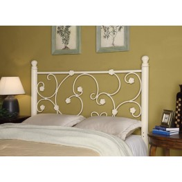 White Queen/Full Headboard 300185QF