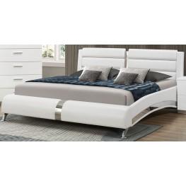 Felicity King Size Platform Bed