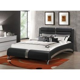 Jeremaine King Upholstered Platform Bed