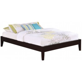 Hounslow Cappuccino Full Universal Platform Bed