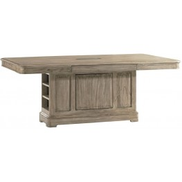 Barton Creek Driftwood Patina Westlake Dining/Work Table