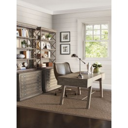 Barton Creek Driftwood Patina Home Office Set