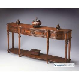 Vintage Oak 3028001 Console Table