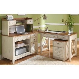 Ocean Isle Home Office Set