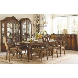 Pemberleigh Extendable Leg Dining Room Set