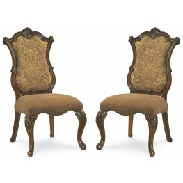Pemberleigh Upholstered Side Chair Set of 2