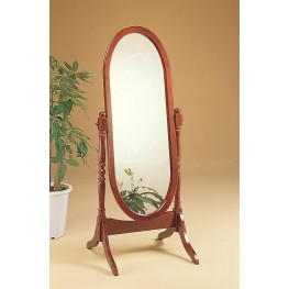 Cherry Cheval Mirror 3101