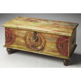 Mesa Artifacts Trunk Cocktail Table