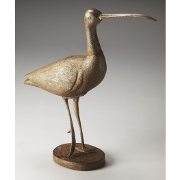Great Egret Hors D'Oeuvres Figurine