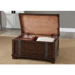 Aspen Skies Storage Trunk