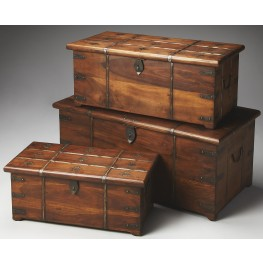 Arcadia Artifacts Storage Trunk Set