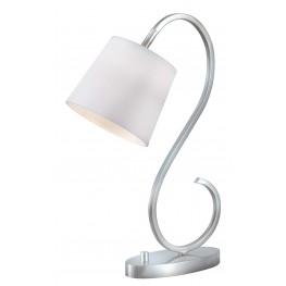 Wilson Brushed Steel Desk Lamp