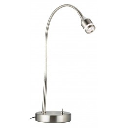 Prospect Steel Led Desk Lamp