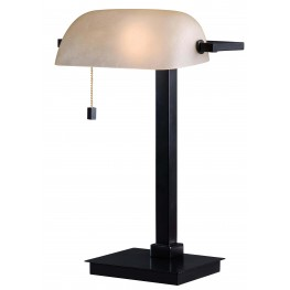 Wall Street Oil Rubbed Bronze Desk Lamp