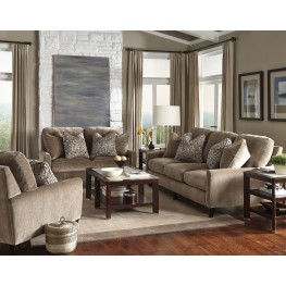 Mulholland Taupe Living Room Set