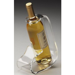 3266016 Crystal Clear Hors D'Oeuvres Wine Bottle Stand