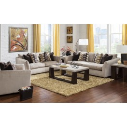 Brighton Foam Living Room Set