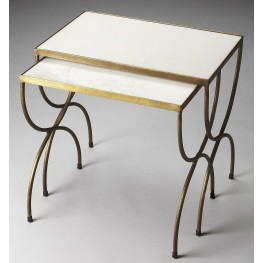 Bacchus Metalworks Nesting Tables