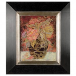 Floral Bunda Framed Art