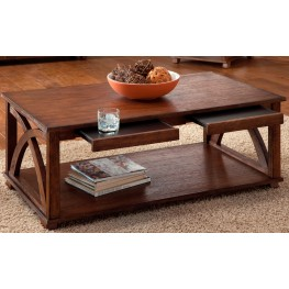 Chesapeake Bay Cocktail Table