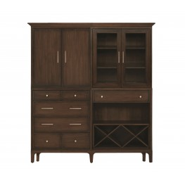 Improv in B Clear Brown Opposites Attract Armoire