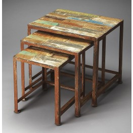 Decatur Artifacts Nesting Tables