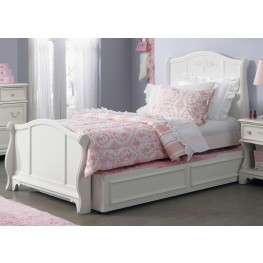 Arielle Full Sleigh Bed