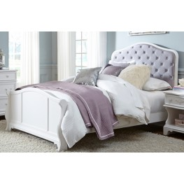 Arielle Twin Panel Bed