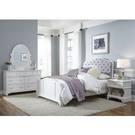 Arielle Panel Bedroom Set