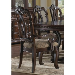San Marino Arm Chair Set of 2