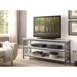 """Fairhope Brown 62"""" TV Stand/Sofa Table"""