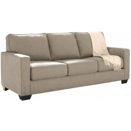 Zeb Quartz Queen Sofa Sleeper Ashley