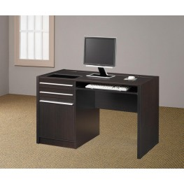 Cappuccino Connect-It Desk