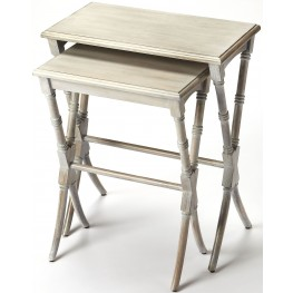 Arabella Driftwood Nesting Tables