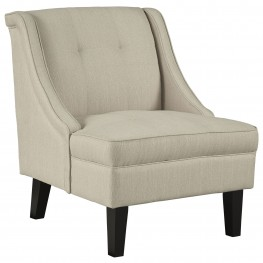 Clarinda Cream Accent Chair