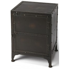 Owen Industrial Side Chest
