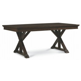 Thatcher Extendable Trestle Table