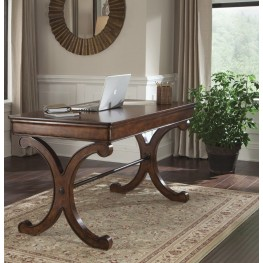 Harbor Ridge Rustic Cherry Writing Desk