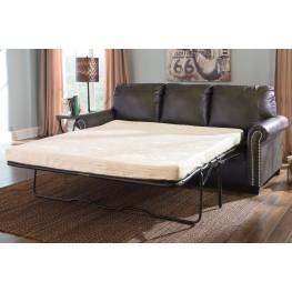 Lottie DuraBlend Slate Queen Sofa Sleeper