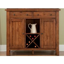 Hearthstone Rustic Oak Server