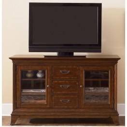 Ballentine Bronze Cherry TV Console