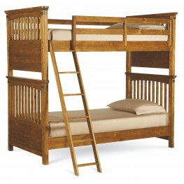 Bryce Canyon Twin over Twin Bunk Bed
