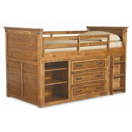 Bryce Canyon Twin Mid Loft Bed