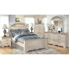Catalina Poster Bedroom Set